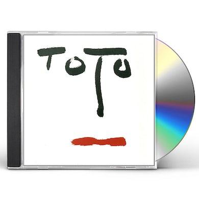 Toto TURN BACK CD