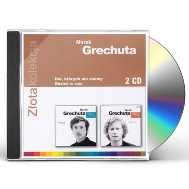 Marek Grechuta ZLOTA KOLEKCJA CD