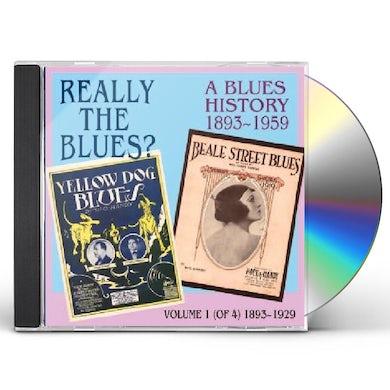 Paul Williams REALLY BLUES CD