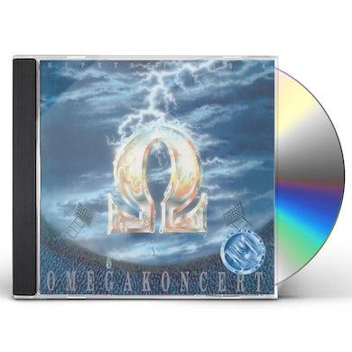 OMEGA KONCERT A NTPSTADIONBAN 1994 NO. 1 CD