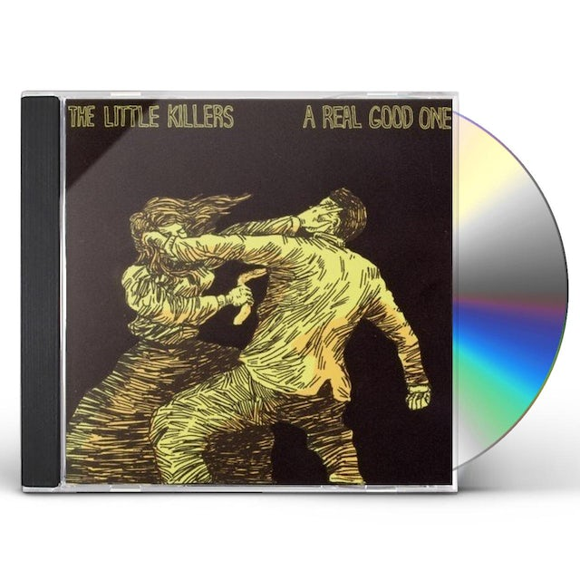 Little Killers REAL GOOD ONE CD