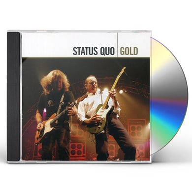 Status Quo GOLD CD