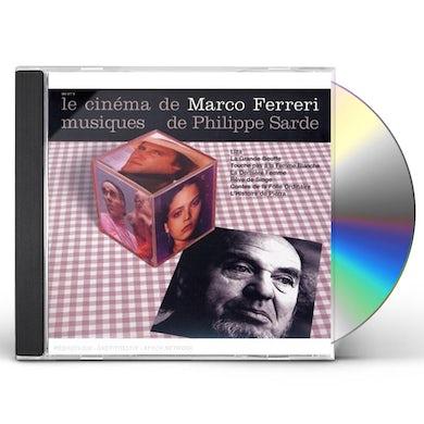 Philippe Sarde LE CINEMA DE MARCO FERRERI CD