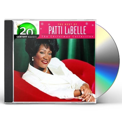 Patti LaBelle CHRISTMAS COLLECTION: 20TH CENTURY MASTERS CD