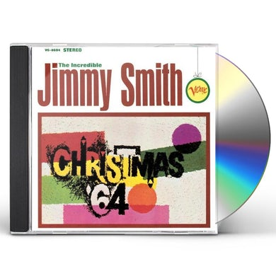 Jimmy Smith CHRISTMAS 64 CD