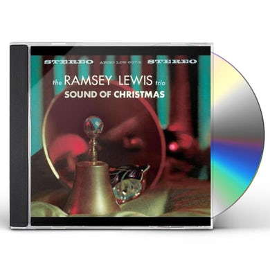 Ramsey Lewis SOUND OF CHRISTMAS CD