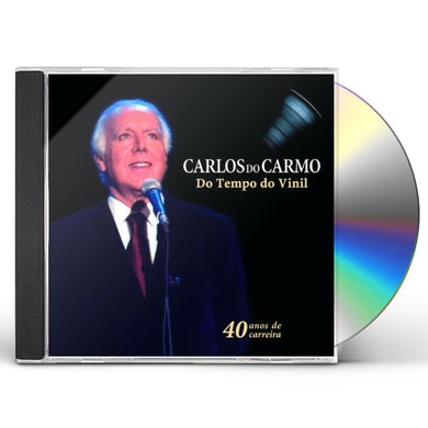 Carlos do Carmo DO TEMPO DO VINIL CD