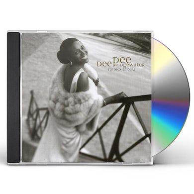 Dee Dee Bridgewater J'AI DEUX AMOURS CD