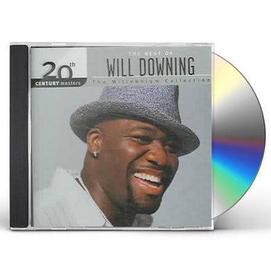 Will Downing 20TH CENTURY MASTERS: MILLENNIUM COLLECTION CD