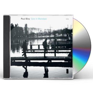 Paul Bley Solo In Mondsee CD