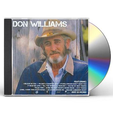 Don Williams ICON (2 CD) CD
