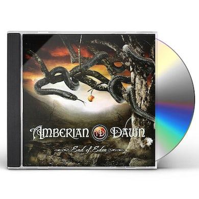 Amberian Dawn END OF EDEN CD