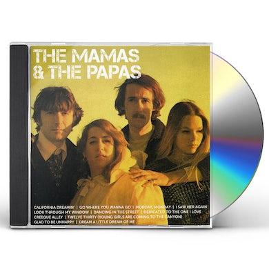 Mamas & Papas ICON CD