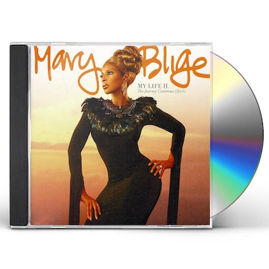 Mary J. Blige MY LIFE II THE JOURNEY CONTINUES (ACT 1) CD