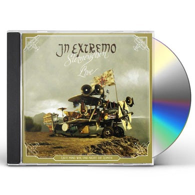 In Extremo STERNENEISEN LIVE CD