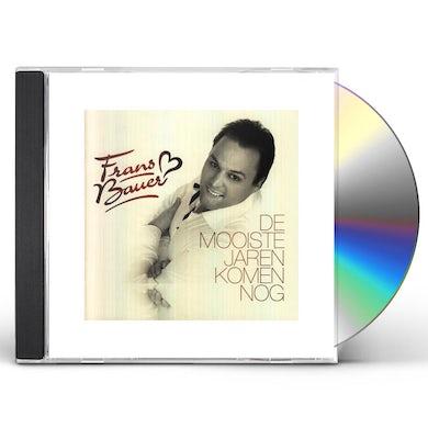 Frans Bauer DE MOOISTE JAREN DIE KOMEN NOG CD