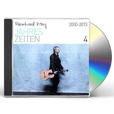 Reinhard Mey JAHRESZEITEN 2000-13 CD