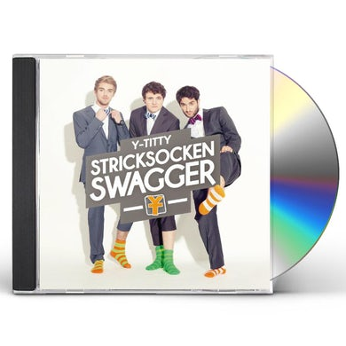 Y-Titty STRICKSOCKEN SWAGGER CD
