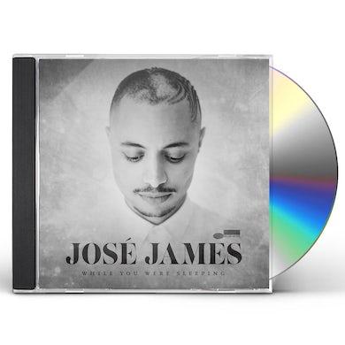 José James WHILE YOU WERE SLEEPING CD