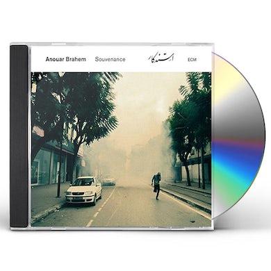 Anouar Brahem SOUVENANCE: MUSIC FOR OUD - QUARTET & STRING ORC CD