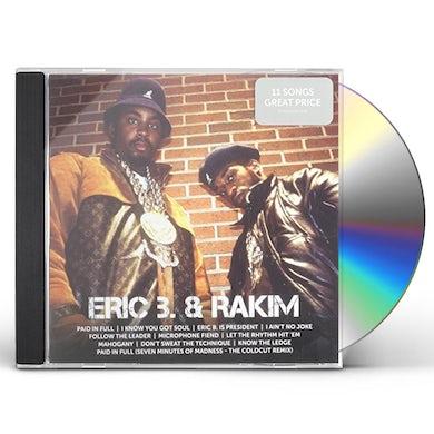 Eric B & Rakim ICON CD
