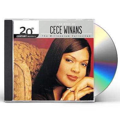 CeCe Winans MILLENNIUM COLLECTION: 20TH CENTURY MASTERS CD