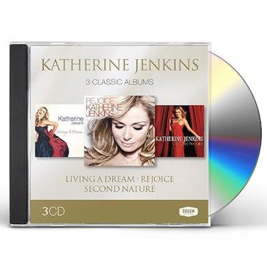 KATHERINE JENKINS: 3 CLASSIC ALBUMS CD