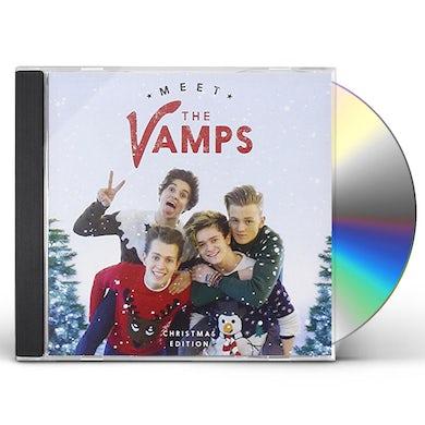 MEET THE VAMPS: CHRISTMAS EDITION CD