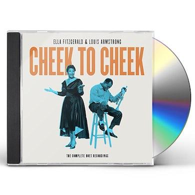 Ella Fitzgerald CHEEK TO CHEEK: THE COMPLETE DUET RECORDINGS CD