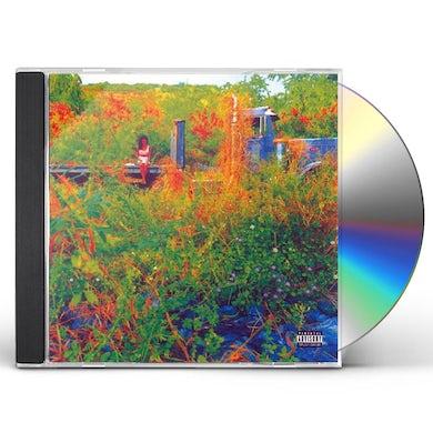 Jhené Aiko TRIP CD