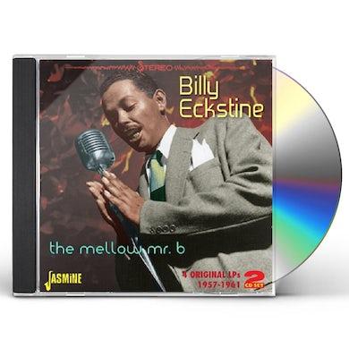 Billy Eckstine MELLOW MR. B: 4 ORIGINAL LPS 1957-61 CD