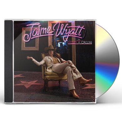 Jaime Wyatt NEON CROSS CD