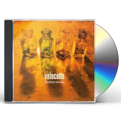 Velocette FOURFOLD REMEDY CD