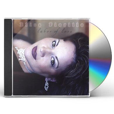 Elisa Fiorillo LABOR OF LOVE CD