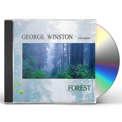 George Winston FOREST CD
