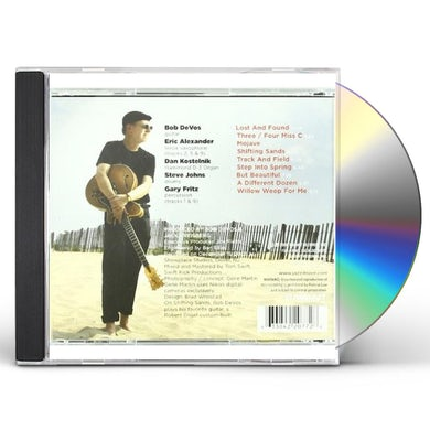 SHIFTING SANDS CD