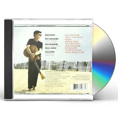 Bob Devos SHIFTING SANDS CD