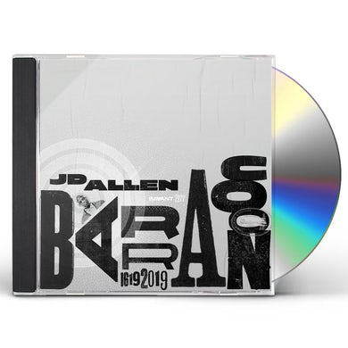 JD Allen Barracoon CD