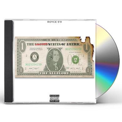 ALLEGORY CD