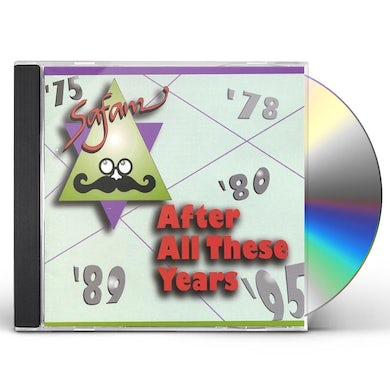 Safam AFTER ALL THESE YEARS CD