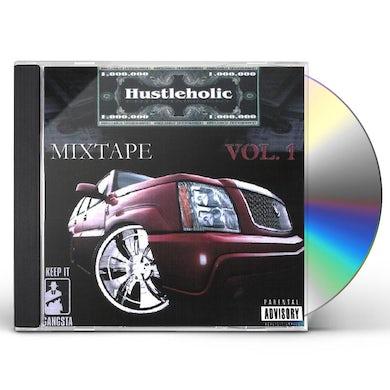 hustleholic ent MIX TAPE 1 CD
