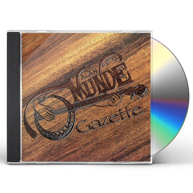 ALAN MUNDE GAZETTE CD