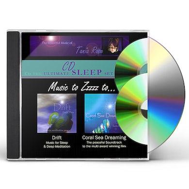 Tania Rose ULTIMATE SLEEP CD SET CD