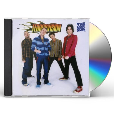 Terrorvision TAKE THE MONEY & RUN CD