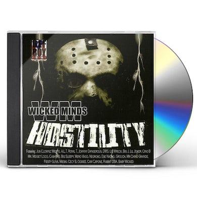 Wicked Minds HOSTILITY CD
