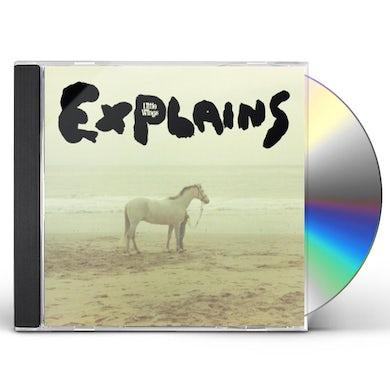 Little Wings EXPLAINS CD