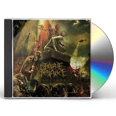 Hour Of Penance REGICIDE CD