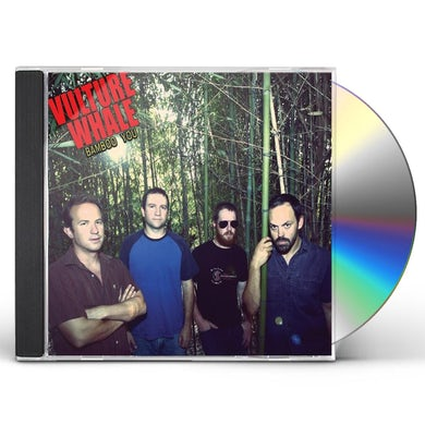 Vulture Whale BAMBOO YOU CD