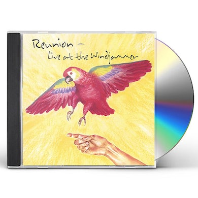 REUNION-LIVE AT THE WINDJAMMER CD