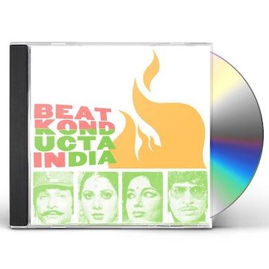 Madlib BEAT KONDUCTA 3-4: IN INDIA CD